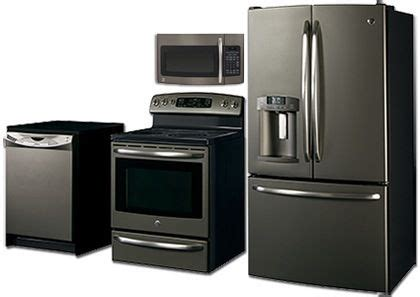 kitchen appliances trend black is the new black 20140113 175932 kitchen trend would you rather have slate