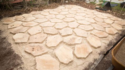 Putting In Pavers Patio Add Outdoor Living Space With A Diy Paver Patio Hgtv
