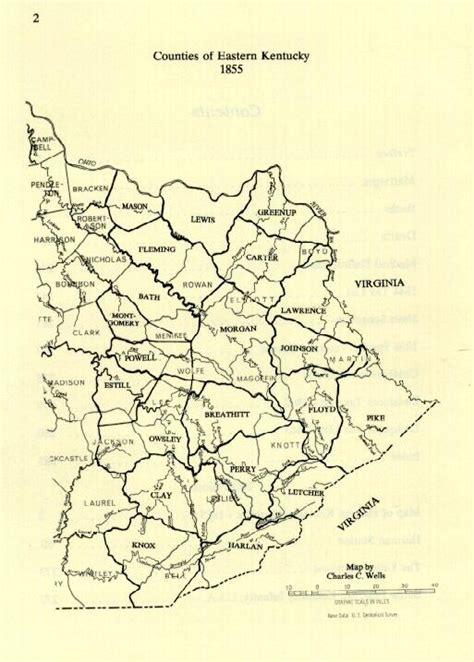 kentucky map johnson county kentucky digital map library united states digital map