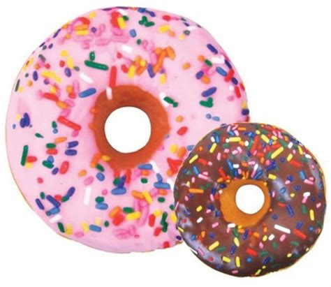 Where Can I Get A Donut Pillow by Tgif Y Wow It S Doughnut Day Wee S