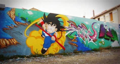 imagenes de goku graffitis im 225 genes de graffitis graffitis incre 237 bles im 225 genes que