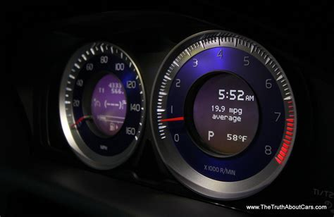how cars engines work 2012 volvo xc90 instrument cluster 2012 volvo xc60 r design polestar dashboard photography courtesy of alex l the truth