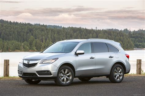 2015 acura mdx colors 2015 acura mdx side in light blue color car pictures