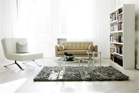 designer living room chairs carpet lars contzen colourcourage shaggy design in
