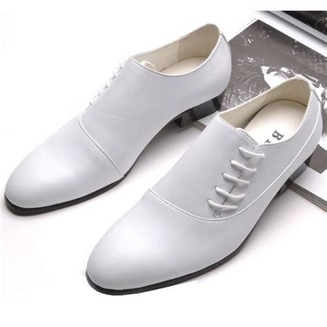 Wedding Shoes Mens by Modern Mens Wedding Shoes In White Cover 31 Oni