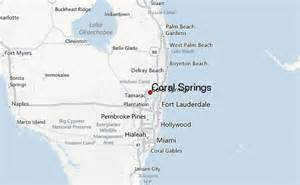 coral springs location guide