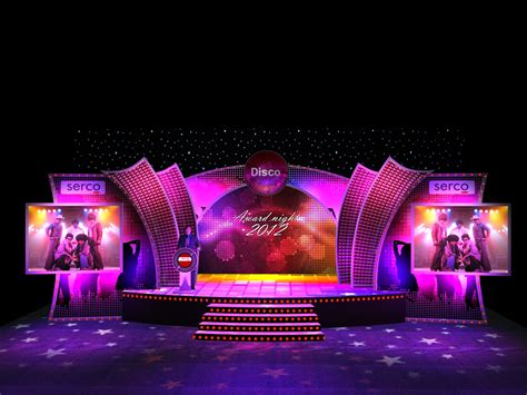 design art even serco event stage event pinterest stage design
