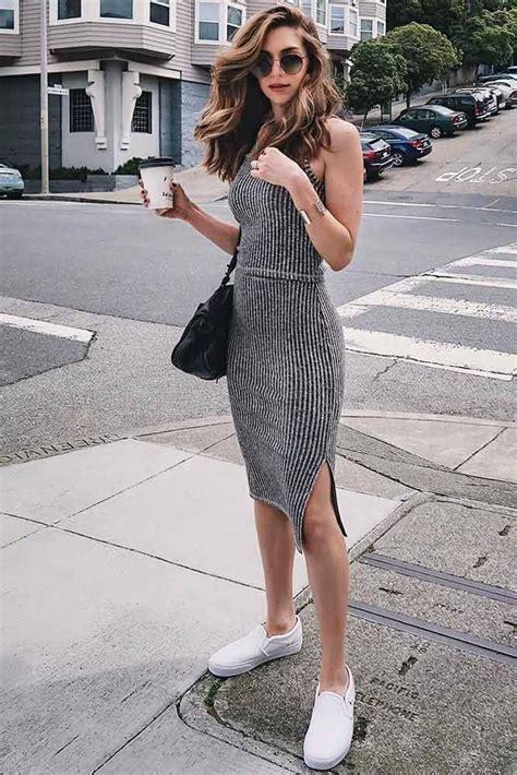 casual dress ideas  women   chic  day