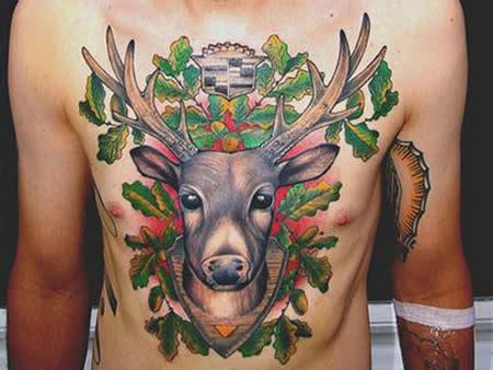 tattoo xmas crazy christmas themed tattoos exceedingsky