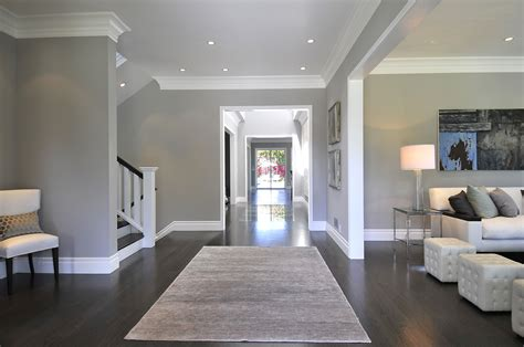 gray walls with wood floors search for the