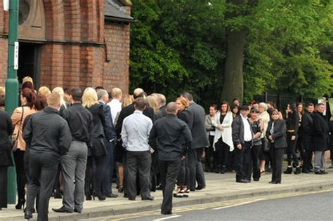 hundreds attend funeral of mccluskey at south bank
