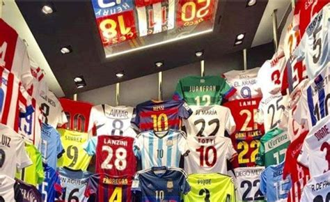 jersey room no sign of cr7 lionel messis jersey collection is incomplete with cristiano ronaldo
