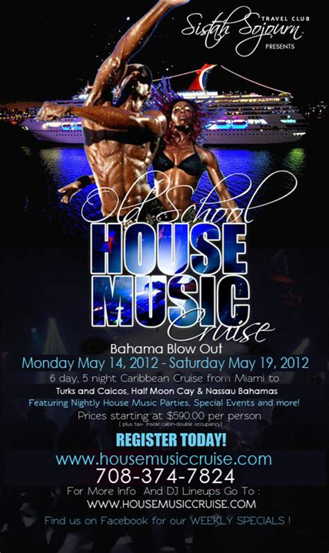 house music cruise the 2012 tom joyner cruise has been