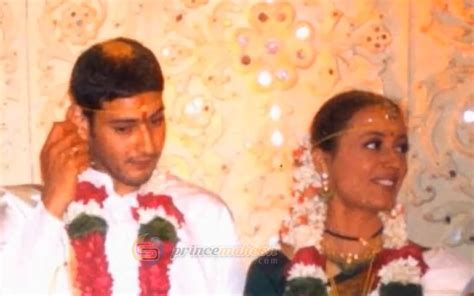 Marriage Pictures by Superstar Mahesh Babu And Namrata Wedding Photos
