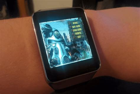 fallout 2 android corbin davenport installed fallout 1 on android wear because we dared him to