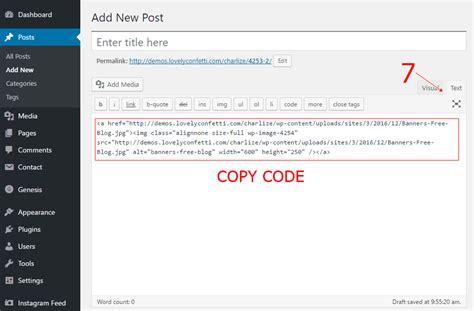 wordpress tutorial hyperlink how to add an image link in your wordpress sidebar free