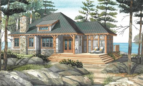 Small Retirement Home Plans | cottage home design plans small retirement home plans