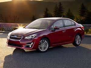 Subaru Impreza Cost 2016 Subaru Impreza Price Photos Reviews Features