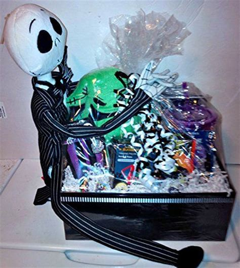 the nightmare before christmas gift basket nightmare