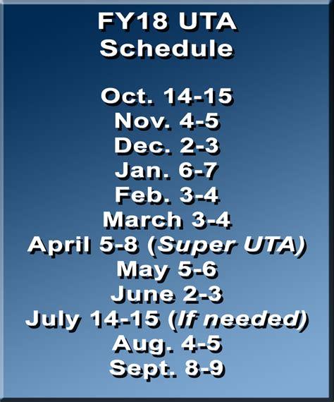 air refueling wing calendar