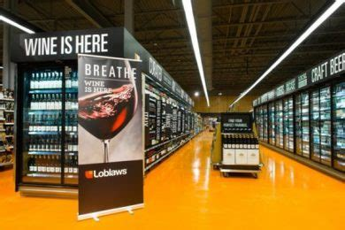 wine hits grocery store shelves across ontario canadian