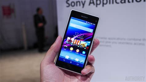 Hp Sony Xperia Z1 Mini sony xperia z1 compact review vondroid community