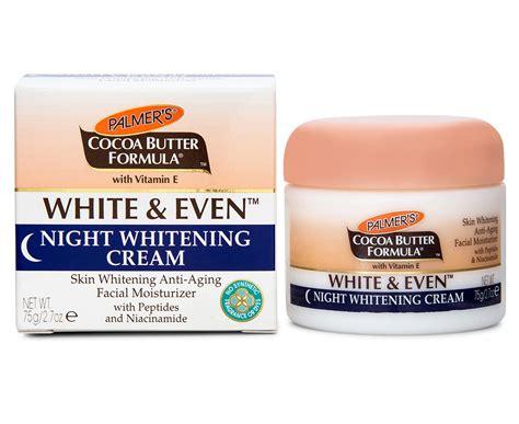 Palmer Cocoa Butter White Even Fade 75g palmer s cocoa butter white even whitening