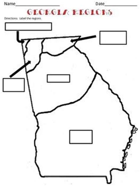 georgia regions   cut and paste, georgia and georgia regions