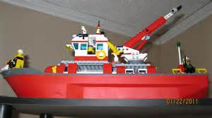 lego boat house family life happens everyday