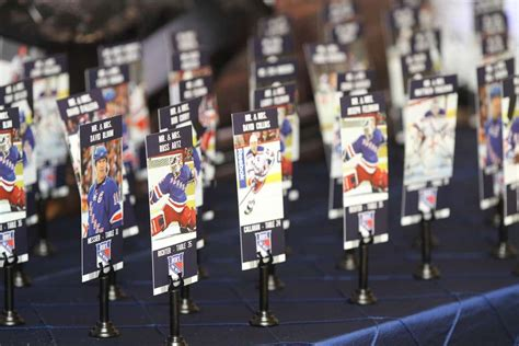 new york rangers bedroom hockey themed wedding favors
