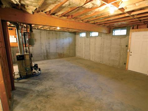 how to finish an basement getting ready for basement finishing in southeast central and northern michigan