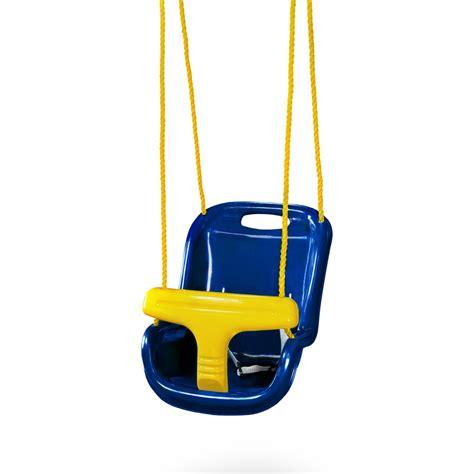 swing blues infant swing blue