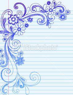 doodle flower border doodling on turtles zentangle and