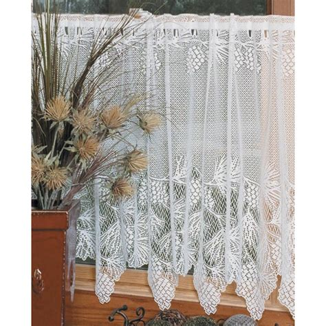 heritage lace curtains heritage lace woodland lodge curtains bedbathhome com