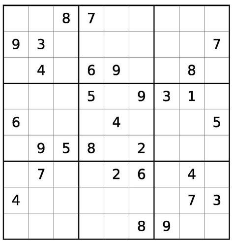 Thrive Autumn Edition Sudoku St Ives Retirement Living