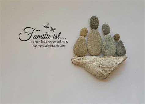 familie ist bild aus kieselsteinen von tamikra auf