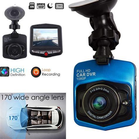Car Dvr Camcorder Hd 1080p 2 4 Kamera Mobil 2 4 quot hd 1080p auto car dvr cctv dashcam kamera 220 berwachung recorder lens g sensor ebay