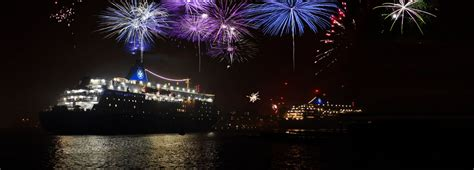 new year celebrated on dfds new year s mini cruise from 163 206pp 2 for 1 mini