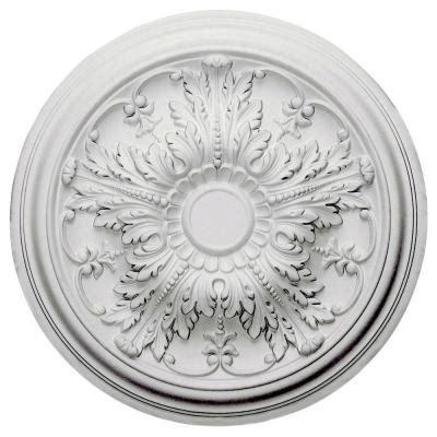 ekena millwork 20 in damon ceiling medallion cm20da the