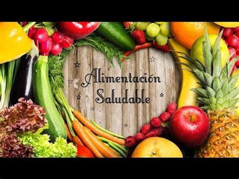 curso de alimentacion saludable  parte youtube