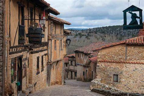 fotos aereas antiguas de pueblos de españa calata 209 azor pueblos medievales de espa 241 a por sole 225