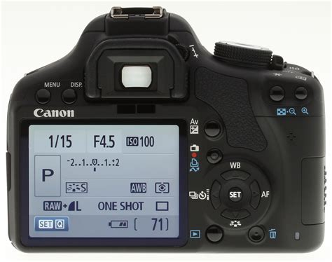 Lcd Kamera Canon canon t1i review