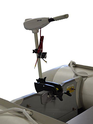 electric trolling motor for saltwater newport vessels 86lb thrust electric trolling motor