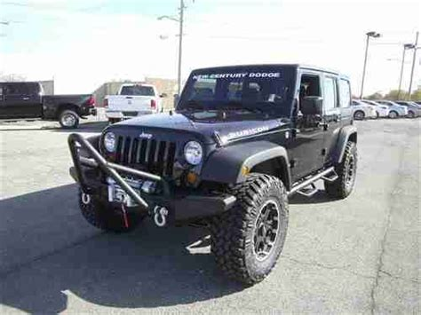2012 Jeep Wrangler Rubicon 4 Door Sell Used 2012 Jeep Wrangler Unlimited Rubicon Sport