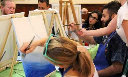 paint nite groupon buffalo things to do in newmarket deals in newmarket on groupon