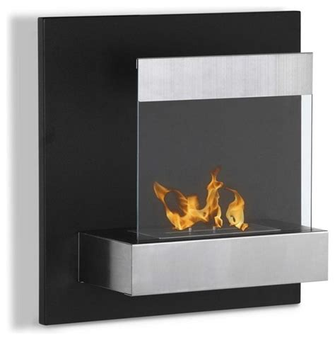 ignis melina wall mount ventless ethanol fireplace wmf 024