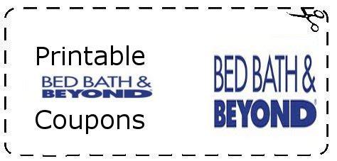 bed bath and beyond printable coupon printable grocery