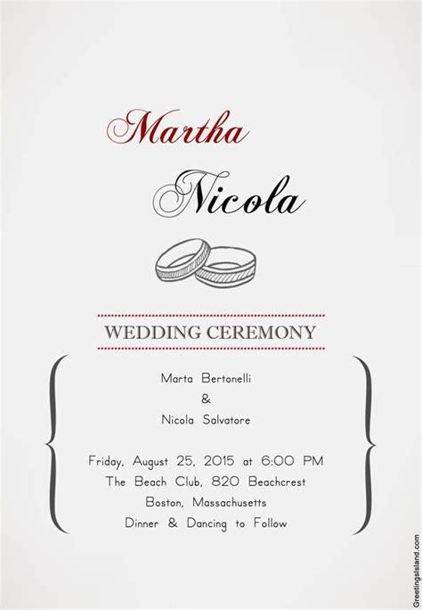 invitaciones de boda para imprimir gratis en casa 10 invitaciones de boda para imprimir vintage y 161 161 gratis