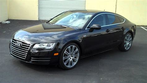 2011 Audi A7 by Signature Glass Tinting 2011 Audi A7
