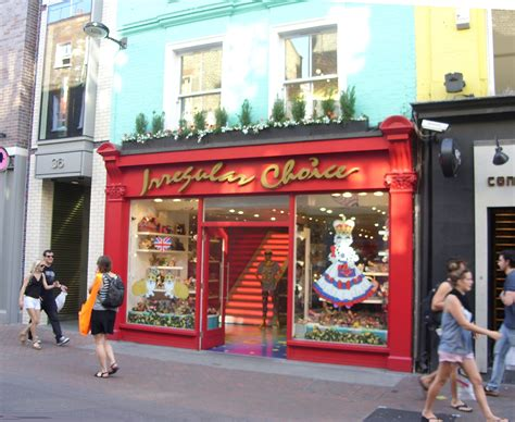 shoe shops irregular choice shoe shop on s carnaby